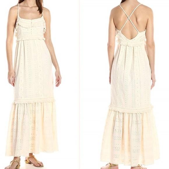 Rachel Zoe Dresses & Skirts - 🆕 Rachel Zoe Women's Riley Gown, Ecru, 4